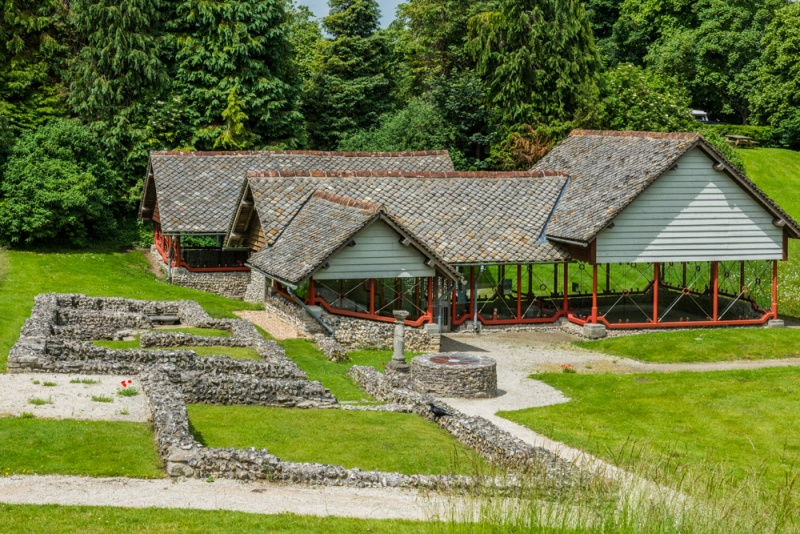 The Dorchester Roman Town House