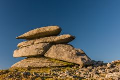 Rough Tor rock formations