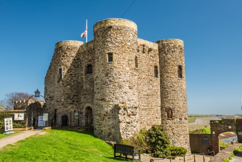 Rye Castle Museum (Ypres Tower)