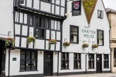The Chapter House timber-framed inn
