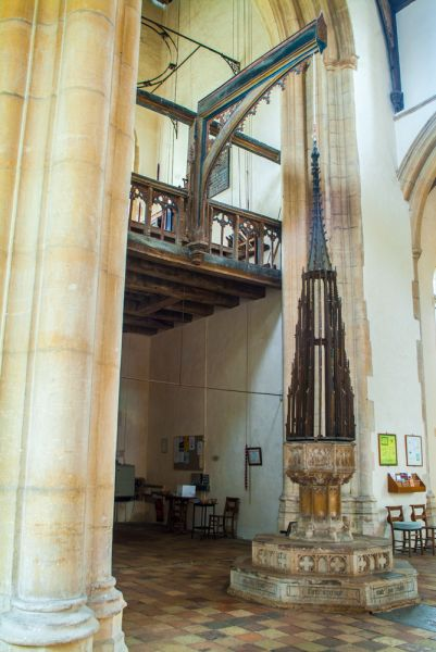 Salle Norfolk St Peter Amp St Paul Church History Amp Photos