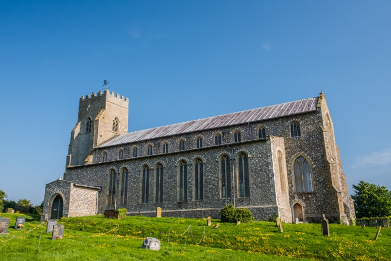 St Nicholas Church, Salthouse