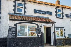 Salthouse, The village shop