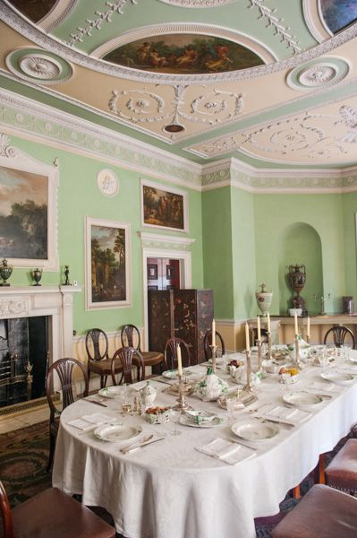 Saltram House Devon
