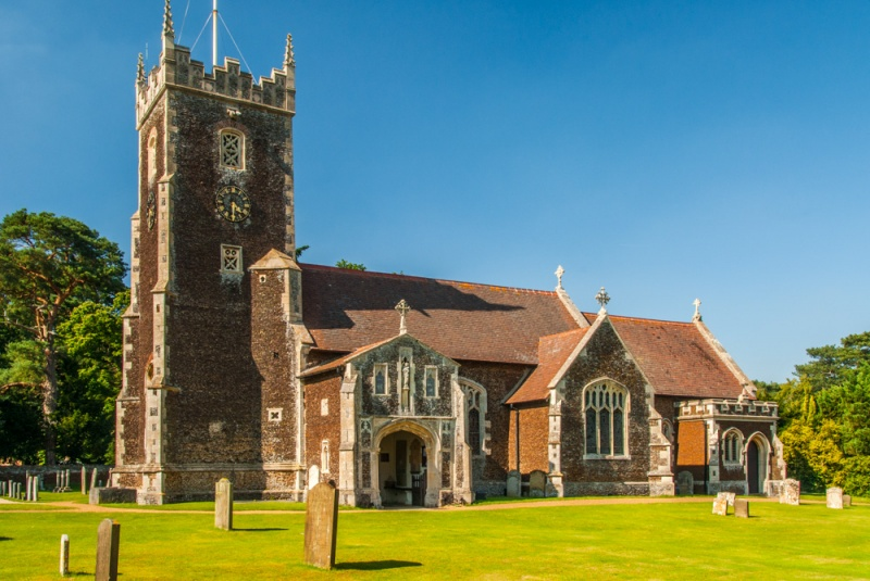 St Mary Magdalene Church, Sandringham