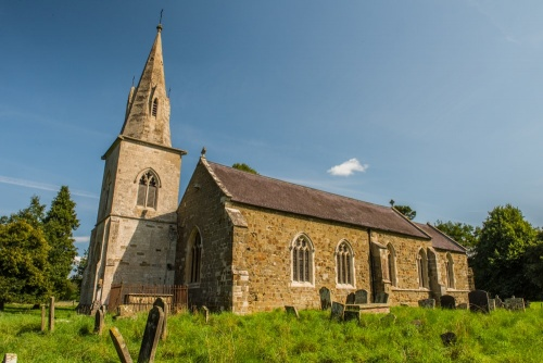 St Benedict's Church, Dymoke