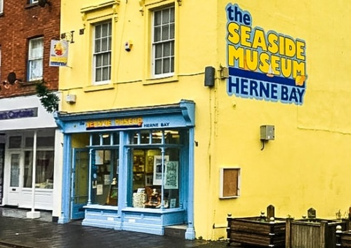 Seaside Museum, Herne Bay (c) Chris Whippet