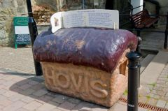 A reminder of the famous Hovis advert set in Shaftesbury