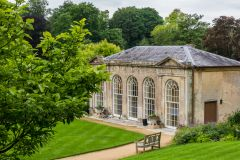 The neo-classical Orangery