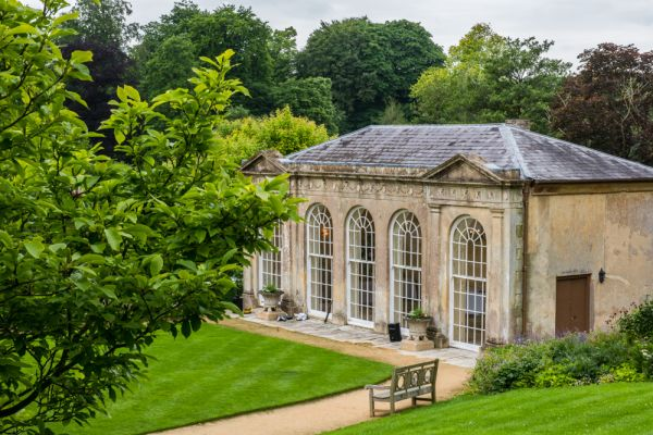 Sherborne Castle photo, The neo-classical Orangery
