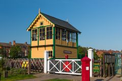 Sheringham rail station