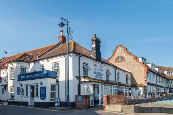 Sheringham photo, The Two Lifeboats pub