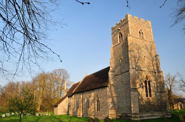 St George's Church, Shimpling, Suffolk