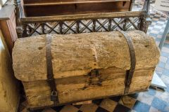 Shimpling, St George's Church, The ancient parish chest