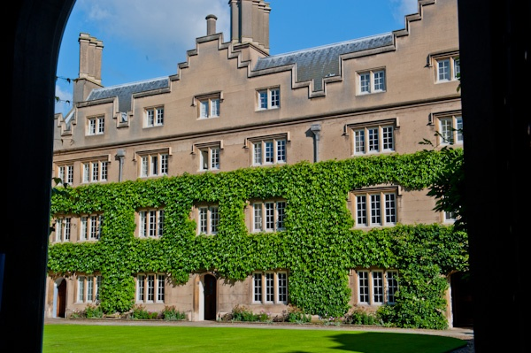 College Court, Sidney Sussex College