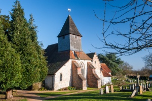 St Mary's church, Silchester, Hampshire
