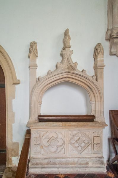 South Elmham, All Saints photo, A late medieval Easter Sepulchre