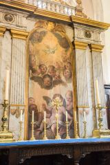 17th century gilded reredos