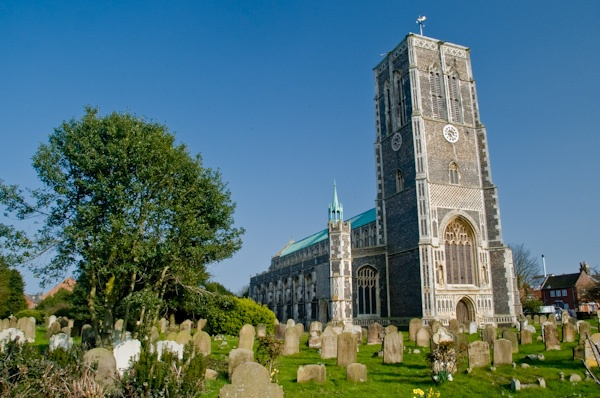 St Edmund's Church, Southwold