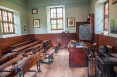Inside the Maestir School