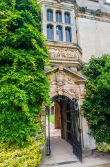 St John's College, Oxford, The entrance to Canterbury Quad