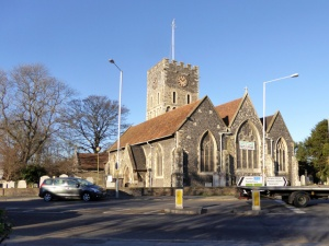 St Laurence-in-Thanet church, Ramsgate