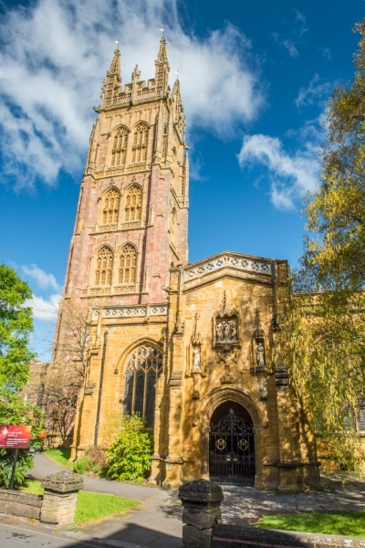 St Mary Magdalene, Taunton, and its superb tower