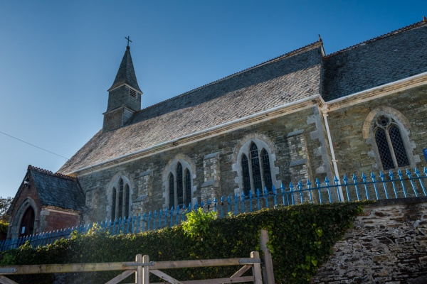 St Mawes Church