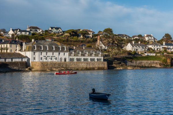 St Mawes photo, St Mawes harbour