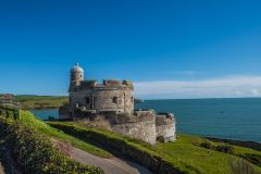St Mawes, St Mawes Castle
