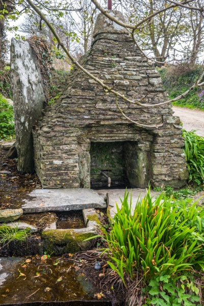 St Piran's Holy Well