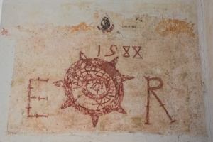 The 1588 'Armada' wall painting