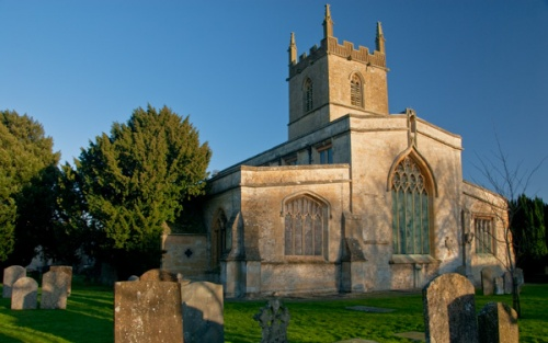 St Edward's Church, Stow-on-the-Wold