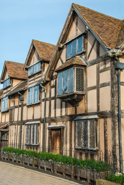 Shakespeare S Birthplace Stratford Upon Avon Historic