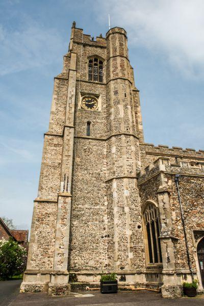 Sudbury Suffolk All Saints Church History Amp Photos