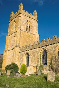 St Mary's church, Temple Guiting