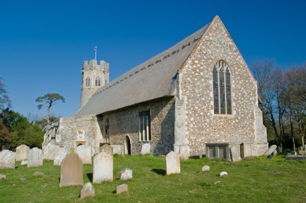 St Peter's Church, Theberton