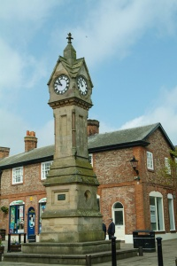 Market Clock, Thirsk