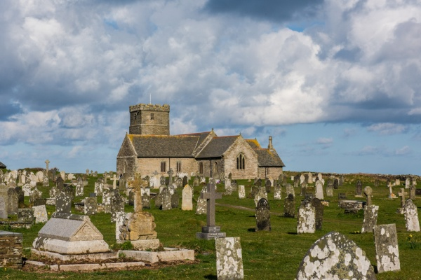 St Materiana's Church, Tintagel