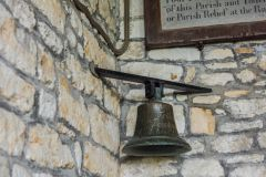 The old village school bell