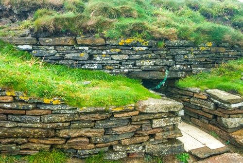 Tomb of the Eagles Chambered Cairn