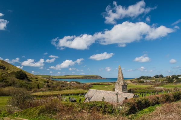 St Enodoc Church Trebetherick Cornwall History Amp Photos
