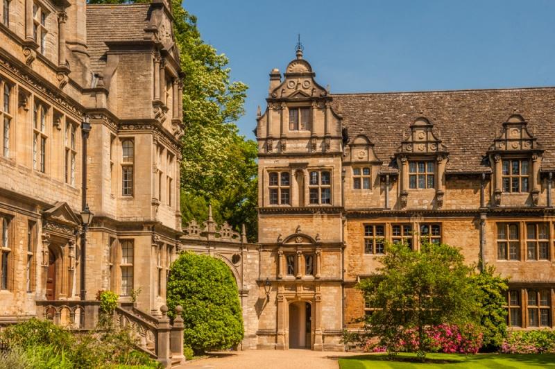 Trinity College, Oxford University
