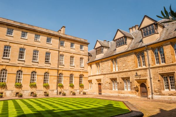 Trinity College, Oxford photo, Durham Quadrangle