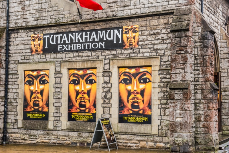The Tutankhamun Exhibition