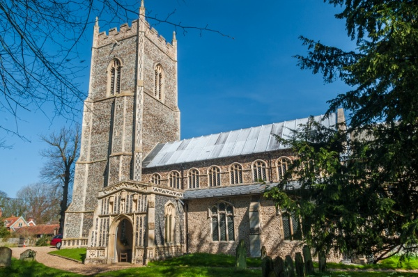 St Mary of the Assumption Church, Ufford