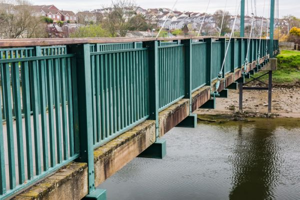 Wadebridge photo, The Challenge Bridge to Egloshayle