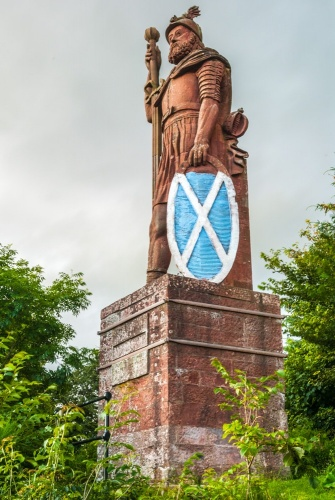 William Wallace Statue