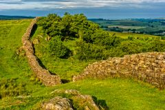Hadrian's Wall, Walltown Crags