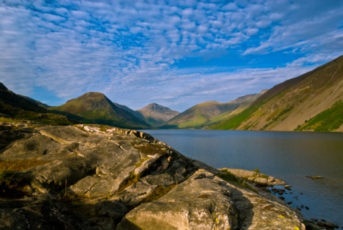 Wast Water, looking east